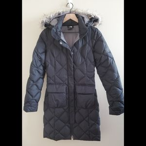 The North Face Hooded Goose Down Parka Size XS